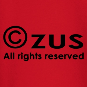 Copyright zus - T-shirt