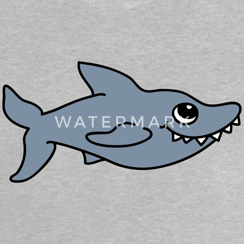 Cute shark Baby Shirts  - Baby T-Shirt