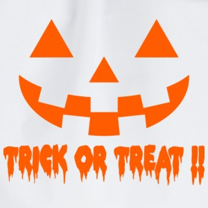 Trick or treat!! - Drawstring Bag