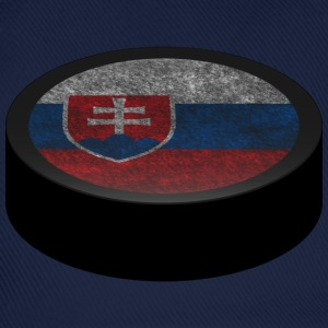 Hockey Puck (Slovakia) Men's T-shirts - Czapka z daszkiem