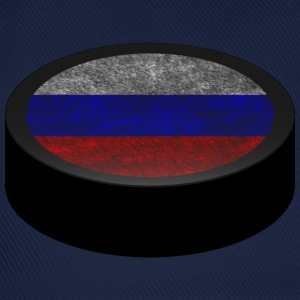 Hockey Puck (Russia) Men's T-shirts - Czapka z daszkiem