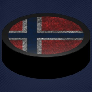 Hockey Puck (Norway) Men's T-shirts - Czapka z daszkiem