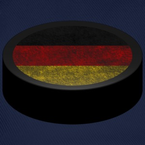 Hockey Puck (Germany) Men's T-shirts - Czapka z daszkiem