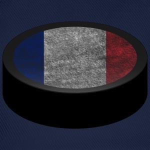 Hockey Puck (France) Men's T-shirts - Czapka z daszkiem