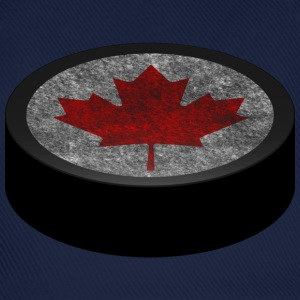 Hockey Puck (Canada) Men's T-shirts - Czapka z daszkiem