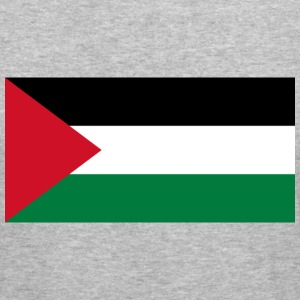 Flag Palestine (dd) Gensere - Slim Fit T-skjorte for menn