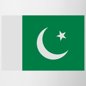Flag Pakistan (2c) T-shirts - Mugg