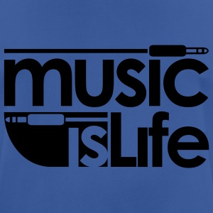 sweat Music is Life - T-shirt respirant Homme