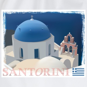 Santorini - Drawstring Bag