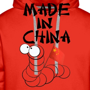 Made in China T-Shirts - Männer Premium Hoodie