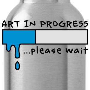 Art in Progress - Loading, please wait Tabliers - Gourde