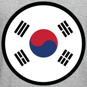 Circle Southkorea (dd) Tröjor - Slim Fit T-shirt herr