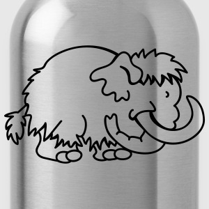 Little Mammoth T-Shirts - Water Bottle