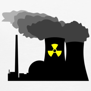 Nuclear Power - Männer Premium T-Shirt