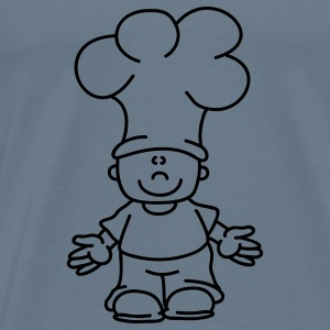 Sweet little Cook Baby Bodysuits - Men's Premium T-Shirt