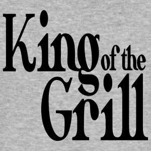 king of the grill Hoodies & Sweatshirts - Men's Slim Fit T-Shirt