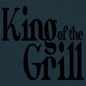 king of the grill Hoodies & Sweatshirts - Men's T-Shirt