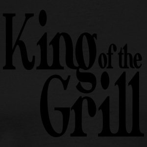 king of the grill Tabliers - T-shirt Premium Homme