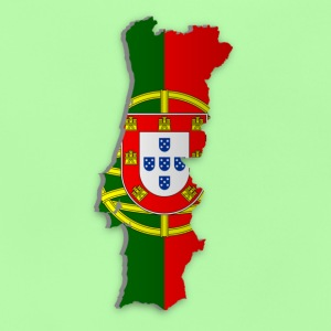 Map of Portugal 2 - Baby T-Shirt