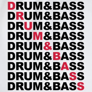 Drum & Bass Hoodies & Sweatshirts - Drawstring Bag