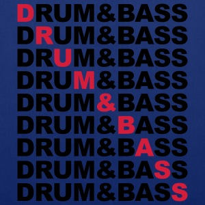 Drum & Bass Kinder T-Shirts - Stoffbeutel