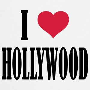 i_love__hollywood T-Shirts - Kochschürze