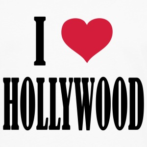 i_love__hollywood T-Shirts - Männer Premium Langarmshirt