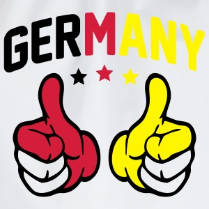 Germany Thumbs Up T-Shirts - Turnbeutel