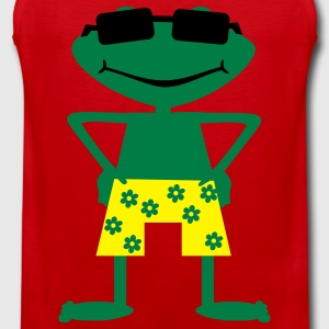 Frog T-Shirts - Men's Premium Tank Top