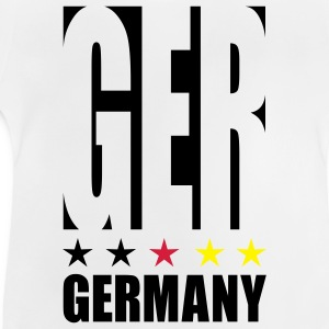 Germany Strong Kinder Pullover - Baby T-Shirt