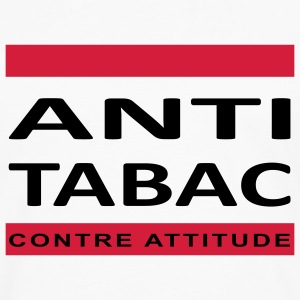 LOGO ANTI TABAC Tee shirts - T-shirt manches longues Premium Homme