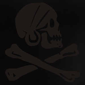 skull - pirate - pirates - bone - pirates of the caribbean - Baby T-Shirt