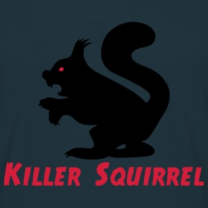 Killer Squirrel Sweatshirts - T-shirt Homme