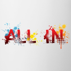 All in, graffiti T-Shirt - Tasse