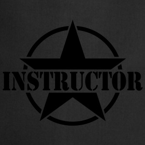 Instructor | Instruction T-Shirts - Kochschürze