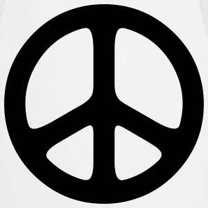 peace sign hippie T-paidat - Esiliina