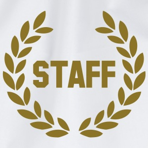 staff deluxe T-Shirts - Turnbeutel