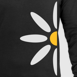 marguerite_flower_design_2c T-Shirts - Men's Sweatshirt by Stanley & Stella