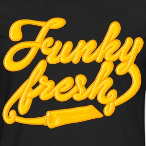 funky fresh Tee shirts - T-shirt manches longues Premium Homme