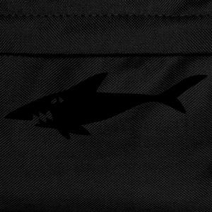 shark kids animal Kids' Shirts - Kids' Backpack