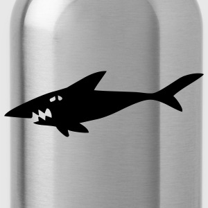 shark kids animal Kids' Shirts - Water Bottle