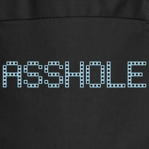asshole_insult_2c T-Shirts - Cooking Apron