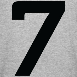 Number 7 (dd)++ Sweatshirts - Herre Slim Fit T-Shirt