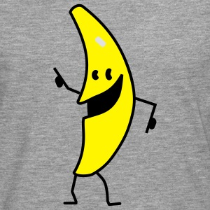 banana Hoodies & Sweatshirts - Men's Premium Longsleeve Shirt