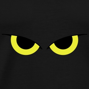 The eyes of the owl Underwear - Men's Premium T-Shirt