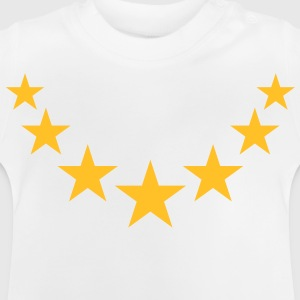 stars_1c Kinder sweaters - Baby T-shirt