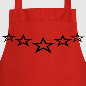 cool_stars_design_1c T-Shirts - Cooking Apron