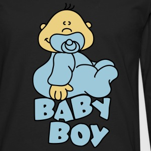 Baby Boy Sweatshirts - T-shirt manches longues Premium Homme