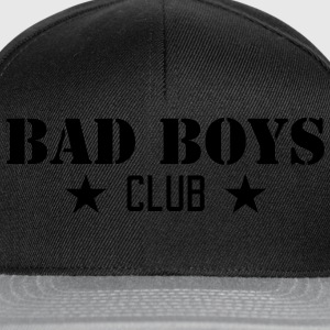 Bad Boys | Mad Gentlemen T-Shirts - Snapback Cap