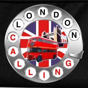 London calling 2 T-shirts - Sac à dos Enfant